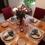 Notre table d'hôte